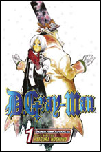 Image: D. Gray Man Vol. 01 SC  - Viz Media LLC