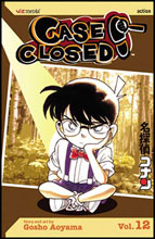 Image: Case Closed! Vol. 12 SC  - Viz Media LLC