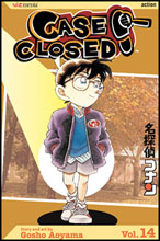 Image: Case Closed! Vol. 14 SC  - Viz Media LLC