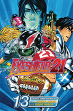 Image: Eyeshield 21 Vol. 13 SC  - Viz Media LLC