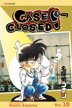 Image: Case Closed! Vol. 18 SC  - Viz Media LLC