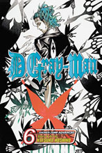 Image: D. Gray Man Vol. 06 SC  - Viz Media LLC