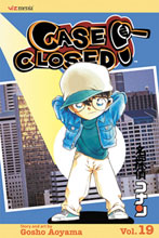 Image: Case Closed! Vol. 19 SC  - Viz Media LLC