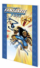 Image: Ultimate Fantastic Four Vol. 03: N-Zone SC  - Marvel Comics