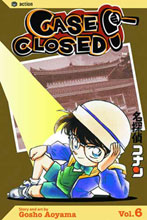 Image: Case Closed! Vol. 06 SC  - Viz Media LLC