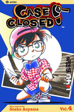 Image: Case Closed! Vol. 04 SC  - Viz Media LLC