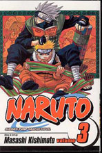 Image: Naruto Vol. 03 SC  - Viz Media LLC