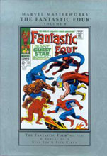 Image: Marvel Masterworks: Fantastic Four Vol. 08 HC  - Marvel Comics