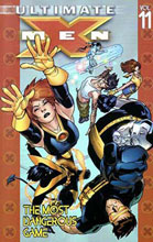 Image: Ultimate X-Men Vol. 11: The Most Dangerous Game SC  - Marvel Comics