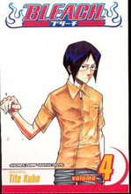 Image: Bleach Vol. 04 SC  - Viz Media LLC