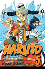 Image: Naruto Vol. 05 SC  - Viz Media LLC