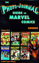 Image: Photo-Journal Guide to Comics Vol. 04: Marvel Comics K-Z HC  -