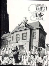 Image: Cerebus Book 03: Church & State I SC  - Aardvark Vanaheim