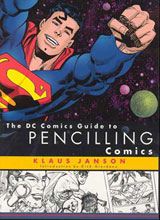 Image: DC Guide to Pencilling Comics SC  -
