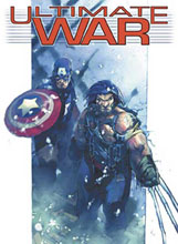 Image: Ultimate X-Men Vol. 05: Ultimate War SC  - Marvel Comics