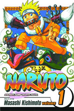 Image: Naruto Vol. 01 SC  - Viz Media LLC