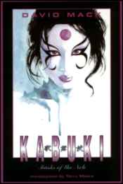 Kabuki: Masks of the Noh