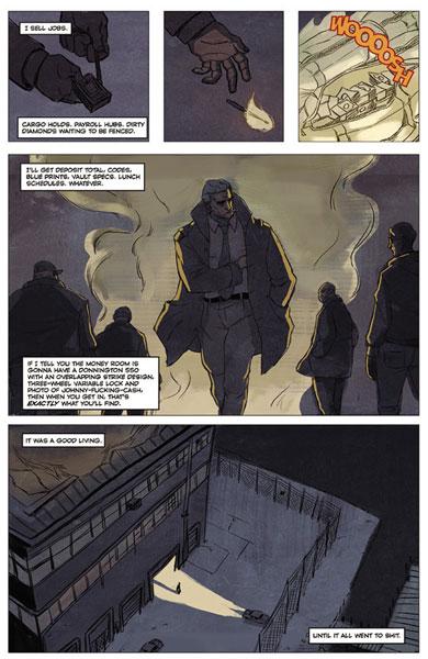 Term Life GN  - Image Comics