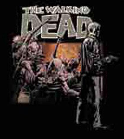 Walking Dead T-Shirt: Rick  (XL) - Image Comics
