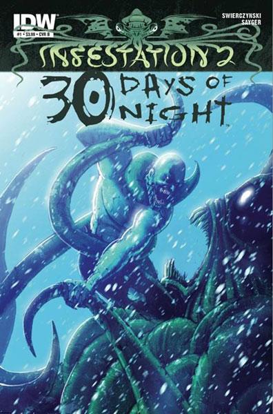 Infestation 2: 30 Days of Night  - IDW Publishing