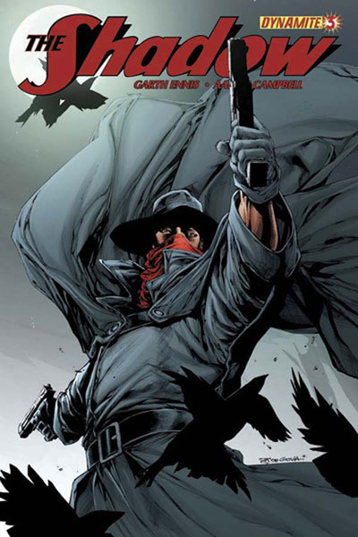 Shadow #3 - D. E./Dynamite Entertainment