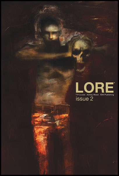 Image: Lore #2 - IDW Publishing