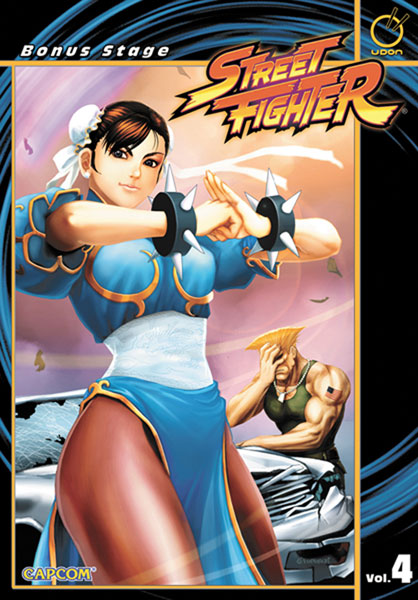 Image: Street Fighter Vol. 04: Bonus Stage! SC  - Udon Entertainment Corp
