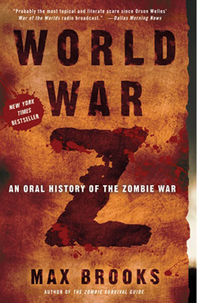 Image: World War Z: Oral History of Zombie War SC  -