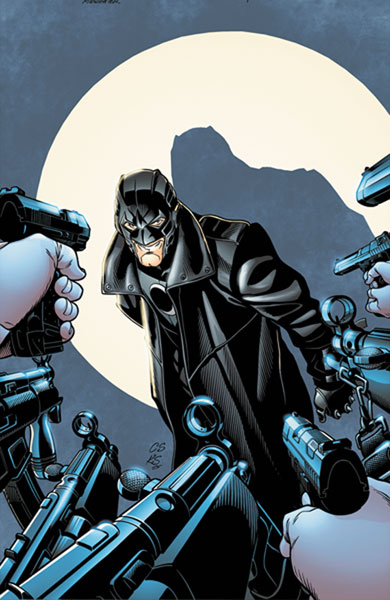 Image: Midnighter Vol. 01: Killing Machine SC  - DC Comics