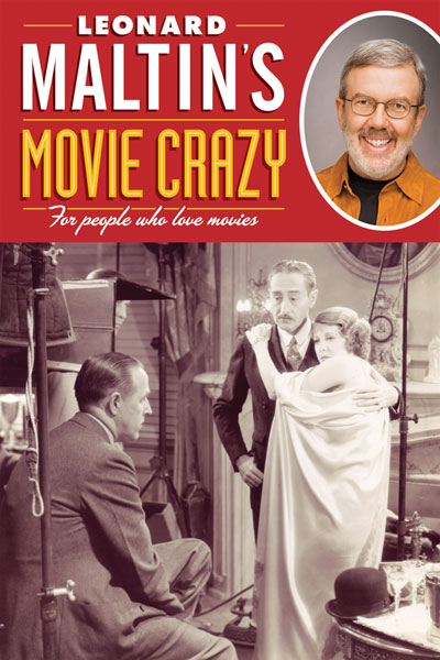 Image: Leonard Maltin's Movie Crazy SC  - Dark Horse