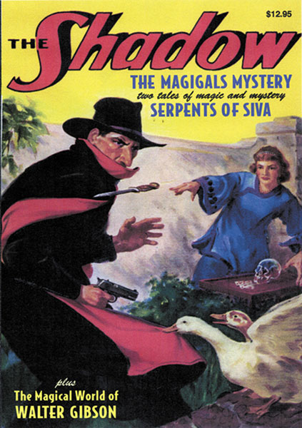 Image: Shadow #12: Serpents of Siva & Magigals Mystery SC  -
