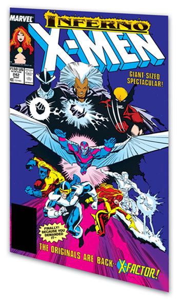 Image: Essential X-Men Vol. 08 SC  - Marvel Comics