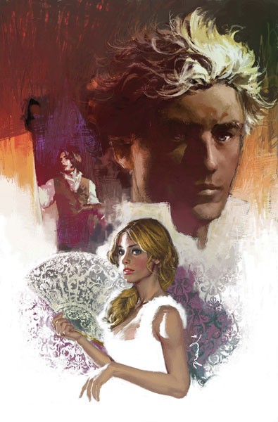 Image: Marvel Illustrated: Picture of Dorian Gray #1 - Marvel Comics