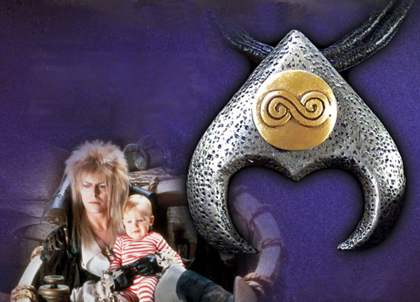 Image: Labyrinth Replica: Goblin King Jereth's Necklace  -