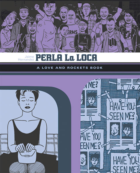Image: Perla La Loca: A Love and Rockets Book SC  - Fantagraphics Books