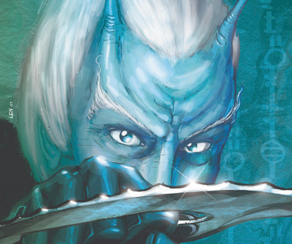 Image: Star Trek: Aliens Spotlight - Andorians  - IDW Publishing