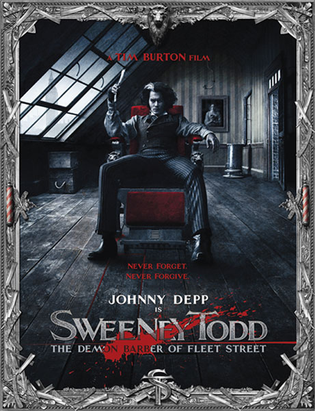 Image: Sweeny Todd: The Demon Barber of Fleet Street HC  -