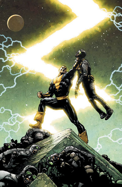 Image: Black Adam: The Dark Age #5 - DC Comics