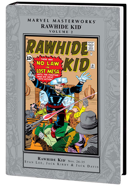 Image: Marvel Masterworks: Rawhide Kid Vol. 02 HC  - Marvel Comics