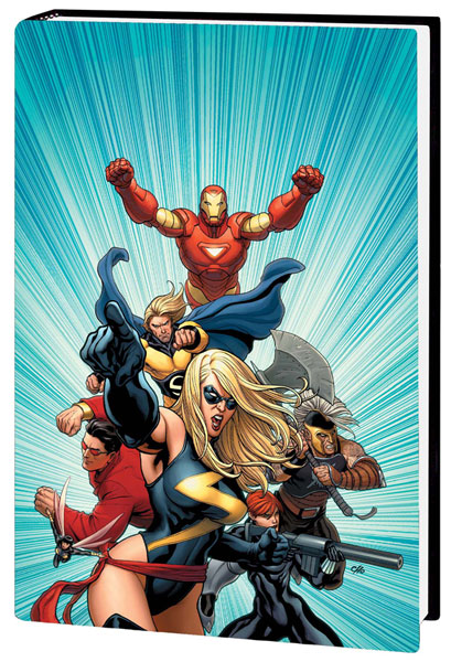 Image: Mighty Avengers Vol. 01: The Ultron Initiative HC  - Marvel Comics