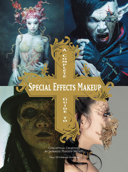 Image: Complete Guide to Special Effects Make-Up  -