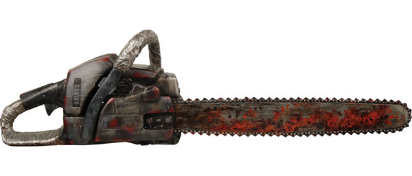 Image: The Texas Chainsaw Massacre: Chainsaw Prop Replica  -