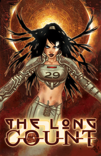 Image: Long Count #1 - Archaia Studios Press