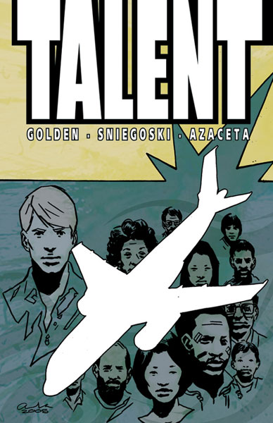 Image: Talent Vol. 01 SC  - Boom! Studios