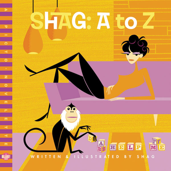 Image: Shag: A to Z HC  - Fantagraphics Books