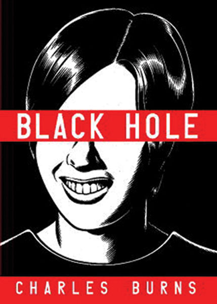 Image: Black Hole Collected SC  - Pantheon Books