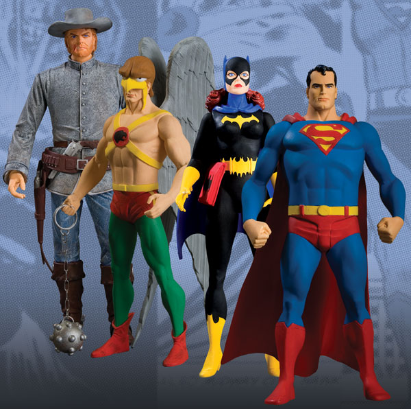 Image: Showcase Presents Series 1 Action Figure: Hawkman  -