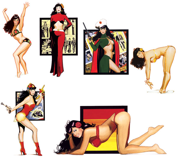 Image: Bettie: A Jim Silke Portfolio  -