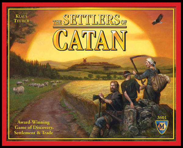 Image: Settlers of Catan  (New ed.) -