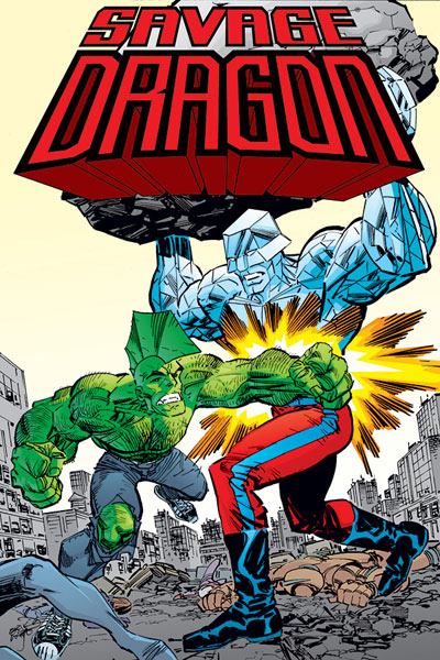Image: Savage Dragon #136 - Image Comics